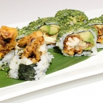 Double Spider Roll